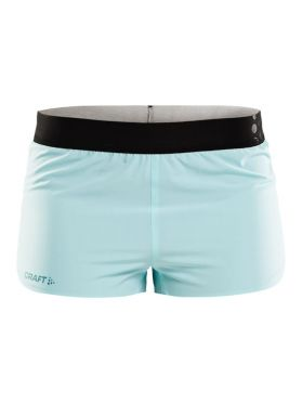 Craft Shade racing Laufshort Blau Damen