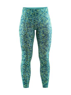 Craft Pulse tight Galactic Grün Damen