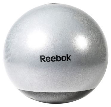 Reebok Gym ball Two Tone 75 cm Grau