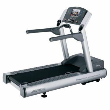 Life Fitness Laufband 95Te Gebraucht