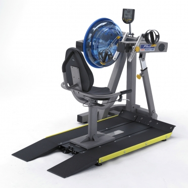 First Degree Rudergeräte Fluid Rower E-920 UBE Evolution series