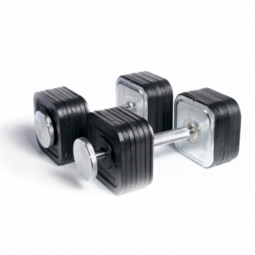 Ironmaster Quick Lock Dumbbells 34 kg