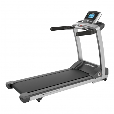 Life Fitness Laufband T3 Go Console display