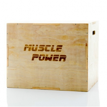 Muscle Power Plyo Box