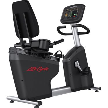 Life Fitness Professioneller liegeergometer Activate Series recumbent bike