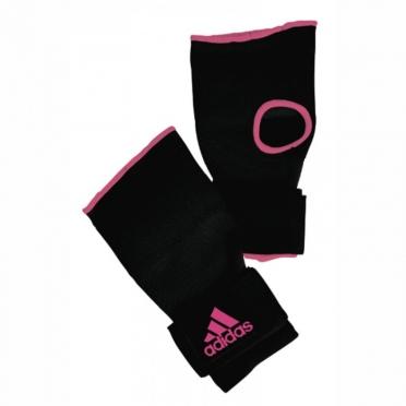 Adidas Innenhandschuhe mit gel Schwarz/Rosa
