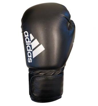 Adidas Hybrid 50 (Kick)Boxhandschuhe Schwarz/Weiß