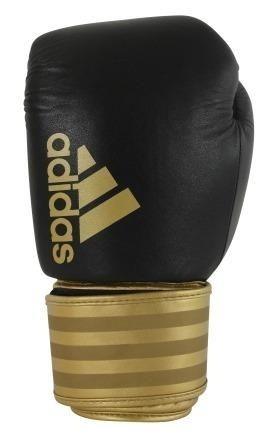 Adidas Hybrid 200 (Kick)Boxhandschuhe Schwarz/Gold