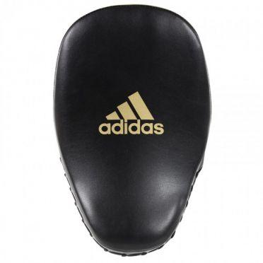 Adidas Focus Curved Economy mitts/handpads Schwarz/Gold