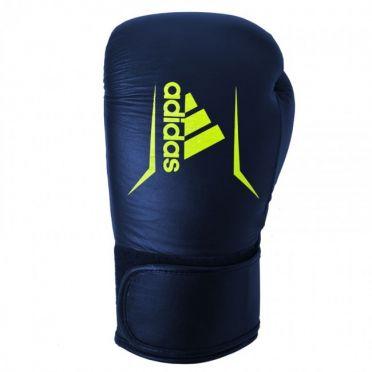 Adidas Speed 175 (kick)Boxhandschuhe Blau/yellow