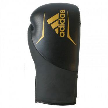 Adidas Speed 200 (kick)Boxhandschuhe Schwarz/Gold