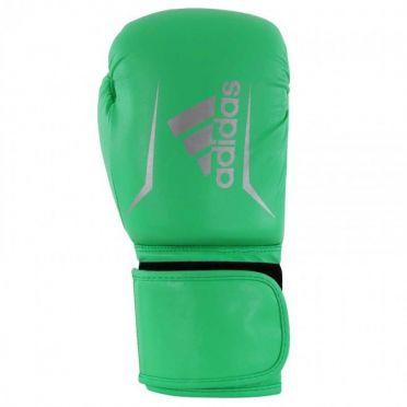 Adidas Speed 50 (kick)Boxhandschuhe Limette/Silber
