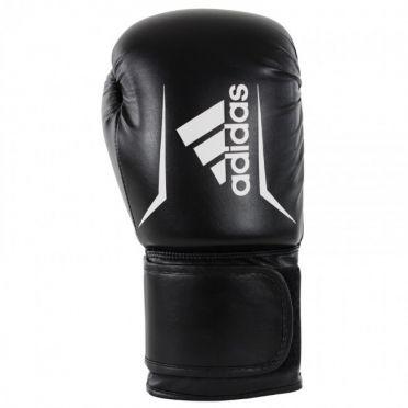 Adidas Speed 50 Boxhandschuhe Schwarz/Weiß