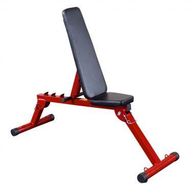 Body-Solid Best Fitness Hantelbank