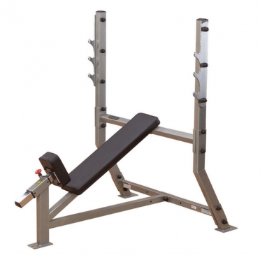 Body-Solid Pro ClubLine Incline olympic Hantelstation