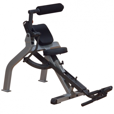 Body-Solid Semi-Recumbent dual Ab bench Bauchbank