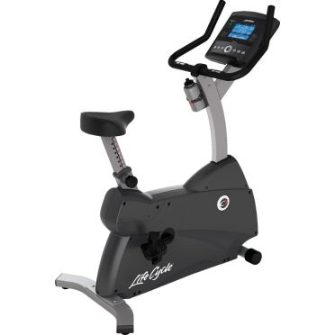 Life Fitness hometrainer LifeCycle C1 Go Console Neu