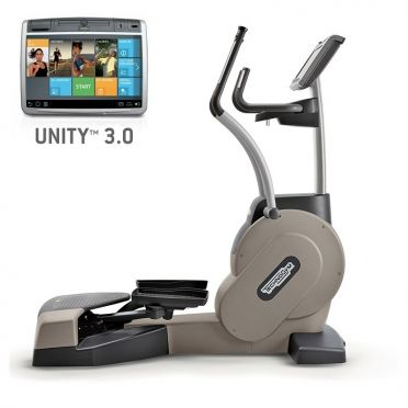 TechnoGym Lateral trainer Excite+ Crossover 700 Unity 3.0 Silber gebraucht