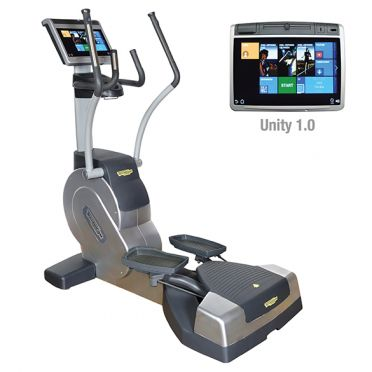 TechnoGym Lateral trainer Excite+ Crossover 700 Unity Silber gebraucht