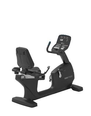 Flow fitness RB5i Pro Liegeergometer