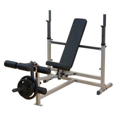 Body-Solid PowerCenter Combo Bench Hanterlstation