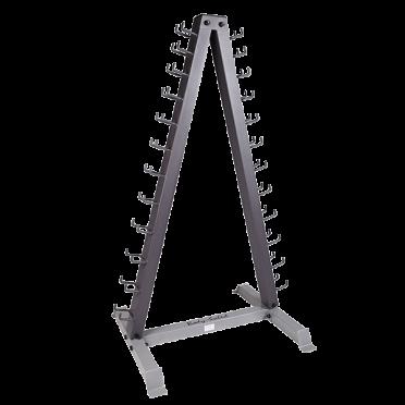 Body-Solid vertikale Hantelständer 12 paar