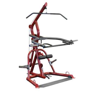 Body-Solid Corner leverage gym