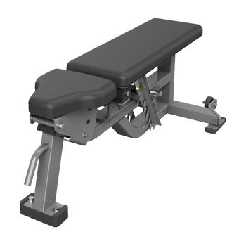 Hammer Strength Verstellbare Bank ohne Dock 'N-Lock-System