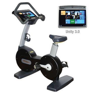 Technogym Heimtrainer Excite+ New Bike 700 Unity 3.0 Schwarz gebraucht