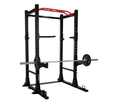 Inspire Power Cage FPC1 ist ein vollwertiges Power Rack und Squat Rack