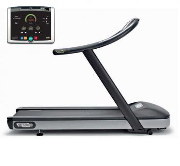TechnoGym Laufband Jog Now Excite+ 500i Schwarz gebraucht