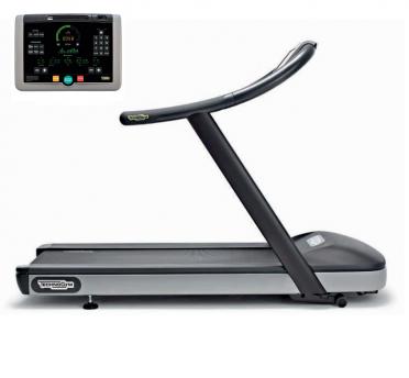 TechnoGym Laufband Jog Now Excite+ 700i Schwarz gebraucht