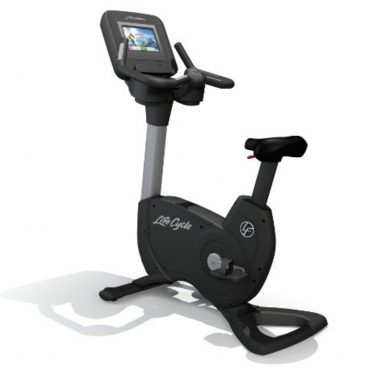 LifeFitness heimtrainer Upright Bike Platinum Club Series Discover SE WIFI PCSCE