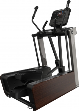 Life Fitness crosstrainer FS6 Dark Walnut