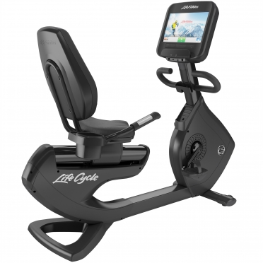 LifeFitness Recumbent Bike Platinum Club Series Discover SE WIFI PCSRE Kopie Kopie Kopie