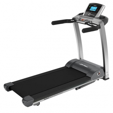 Life Fitness Laufband F3 Go console display