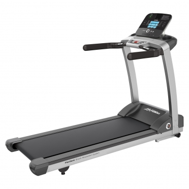 Life Fitness Treadmill T3 Track+ Console