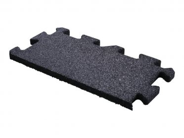 Lifemaxx Puzzle matte 20mm Crossmaxx jigsaw Rubber Rand (50 x 25 cm)