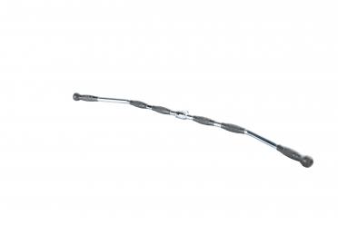LifeMaxx Lat Bar 120 cm LMX02