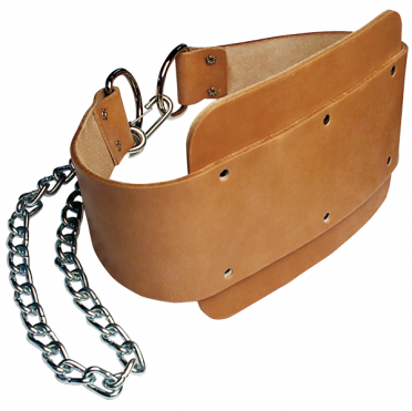 Body-Solid Leather dipping belt