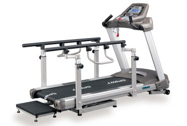 Spirit Laufband Medical MEDT200 mit Incline und Decline