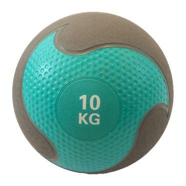 Muscle Power Medizinball Gummi 10 kg