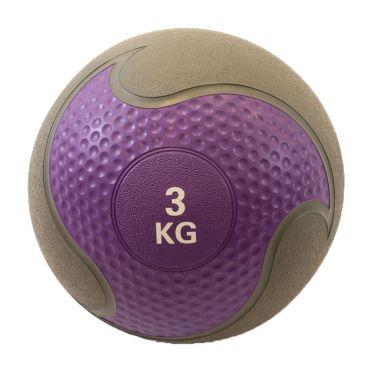 Muscle Power Medizinball Gummi 3 kg