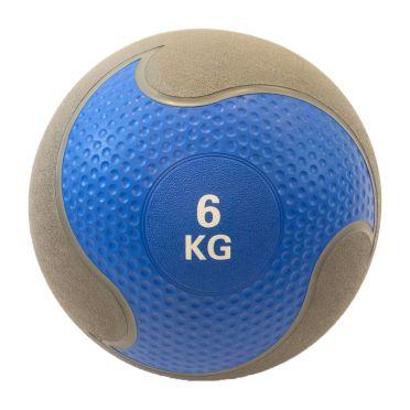 Muscle Power Medizinball Gummi 6 kg