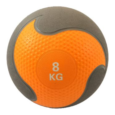 Muscle Power Medizinball Gummi 8 kg