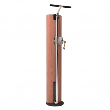 NOHrD SlimBeam Seilzugstation Kirsche - Cherry