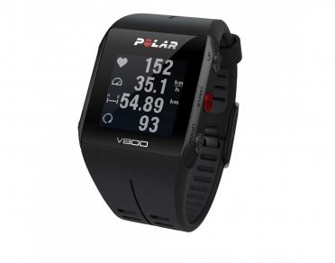 Polar V800 GPS sportuhr mit herzfrequenz-sensor Schwarz