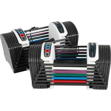 PowerBlock Sport 2.4 (1.5 - 11 kg pro paar)