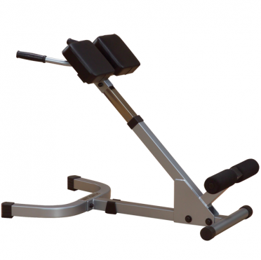 Body-Solid Powerline 45-Grad back Hyperextension Rückentrainer