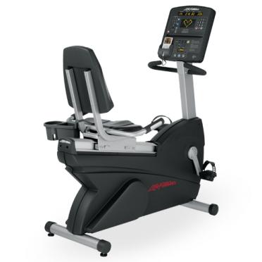 Life Fitness Liegeergometer Integrity Series CLSR gebraucht